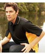 Men's Breezeway Panel Polo